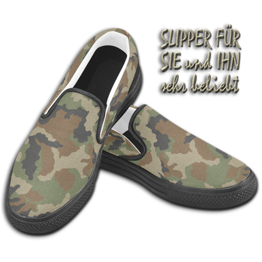 Camouflage Military Army Woodland Forest Schuhe